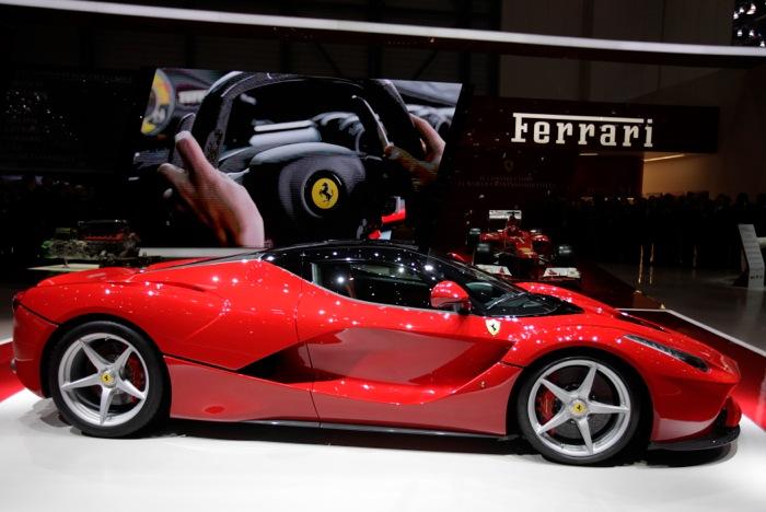 Ferrari: Less Is More!