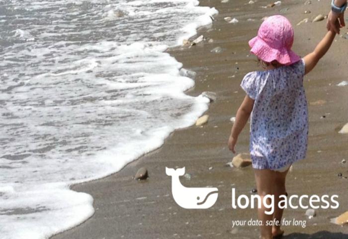 Longaccess: Κρατήστε τα αρχεία σας για πάντα