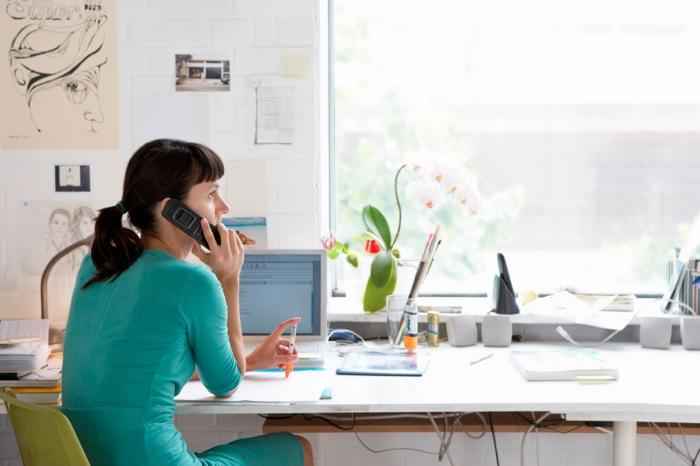 Πώς να είστε παραγωγικοί δουλεύοντας από το σπίτι