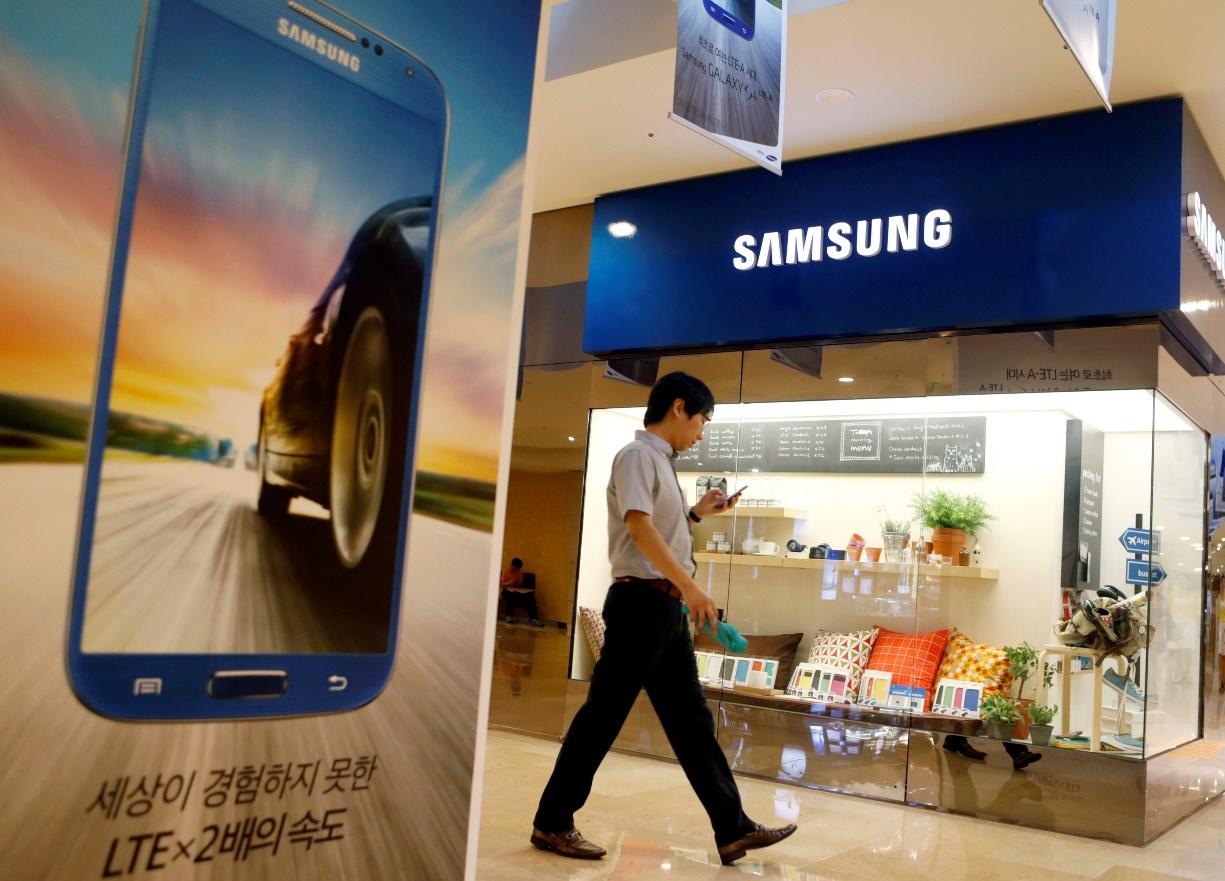 Η Samsung βάζει πλώρη για την 5η γενιά κινητών