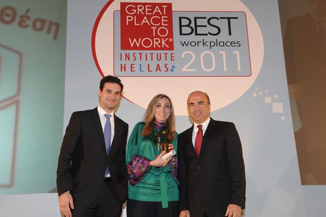 Αφιέρωμα Best Workplaces: H Μέλισσα και τα μυστικά της