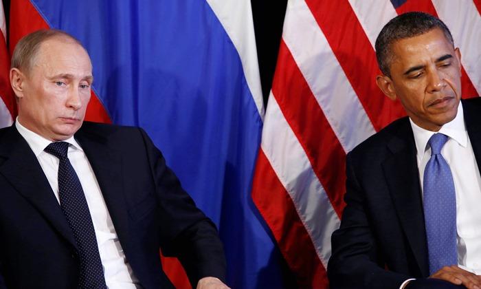 Ακύρωσε τη συνάντηση με Πούτιν ο Ομπάμα