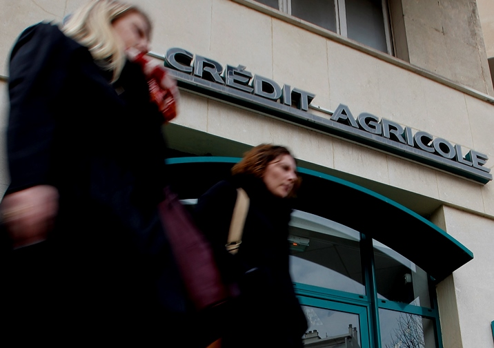 Credit Agricole: Δωδεκαπλασίασε τα κέρδη μετά την πώληση της Εμπορικής