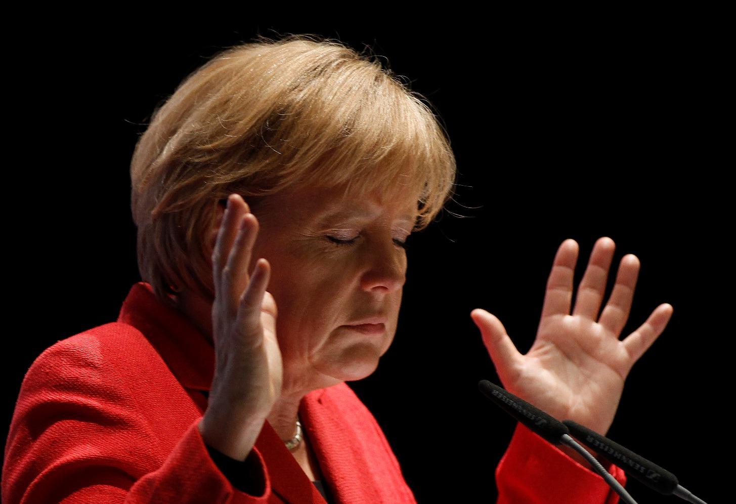 Μέρκελ: «Δεν θα υπάρχει νέα κυβέρνηση πριν τον Δεκέμβρη»
