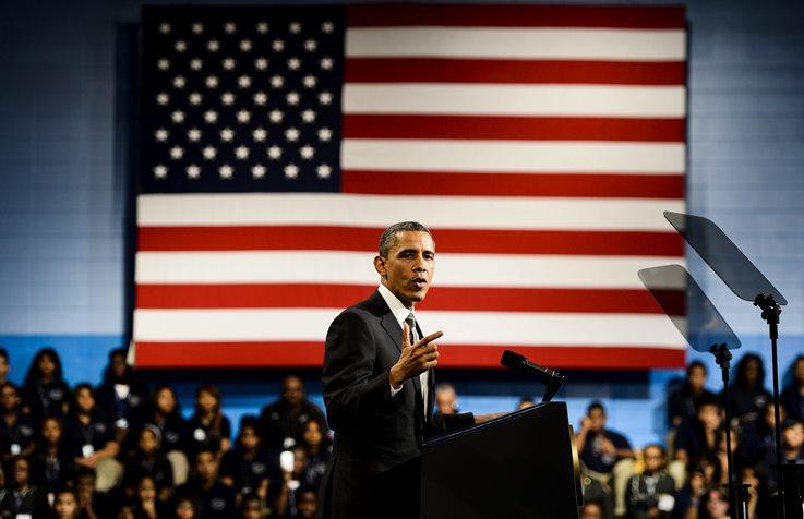Συνάντηση Ομπάμα με τον ηγέτη των… «αντιαμερικανών»