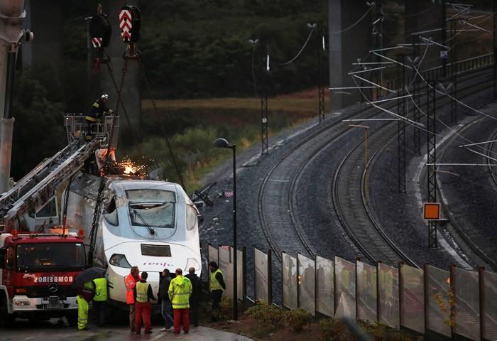 Και τεχνικά λάθη πίσω από το δυστύχημα στην Ισπανία