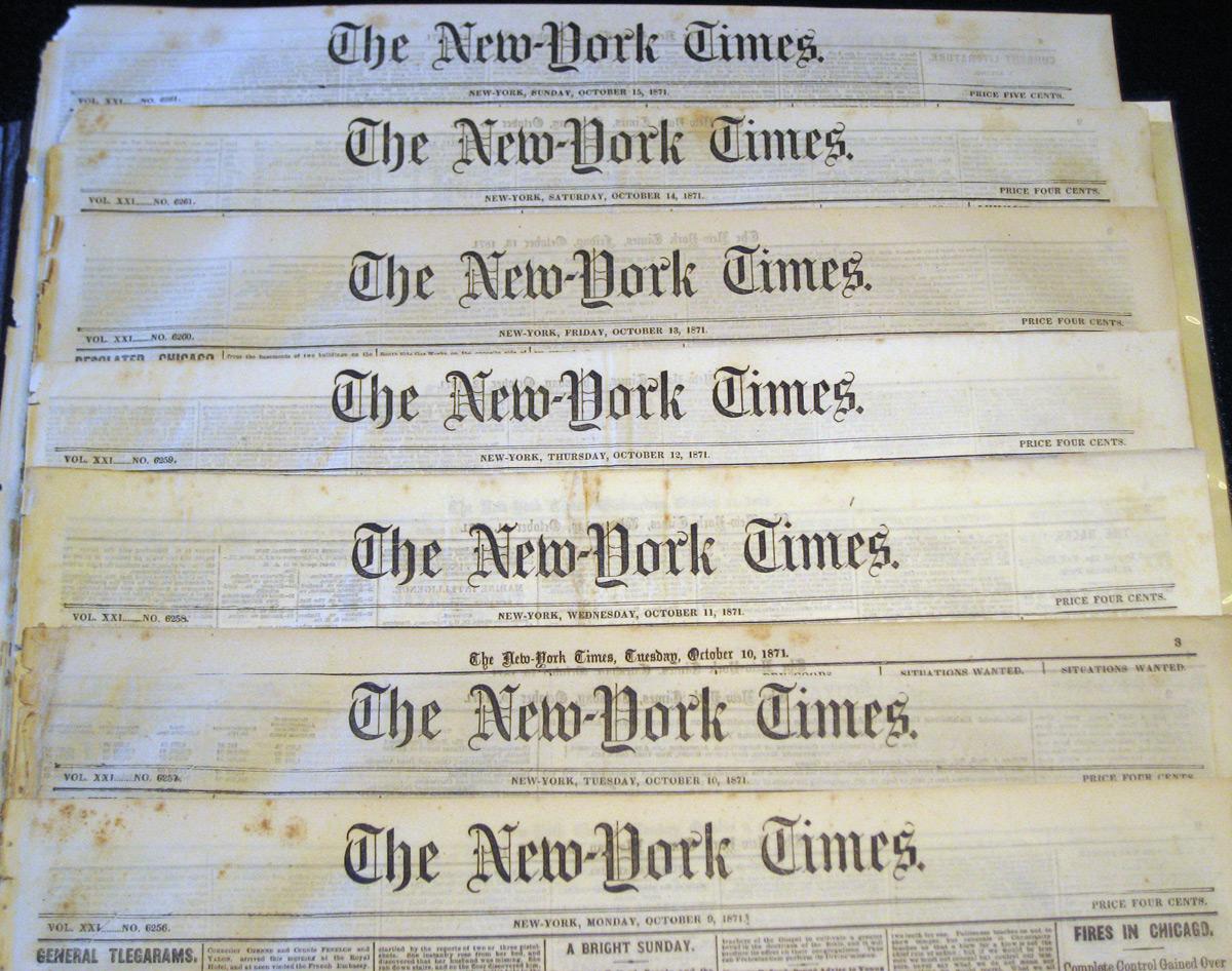 NYT: «H εφημερίδα δεν πωλείται»