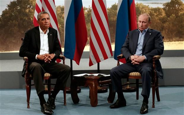 «Προσβολή» για τον Πούτιν η ακύρωση της συνάντησης με Ομπάμα