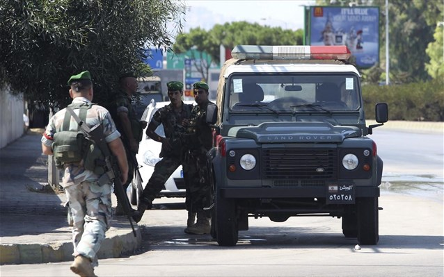 Απαγωγή τούρκων πιλότων στον Λίβανο