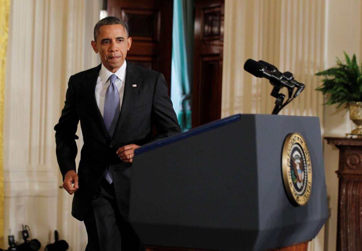 Ομπάμα: «Παιδί που κάθεται στην τάξη και βαριέται ο Πούτιν»!
