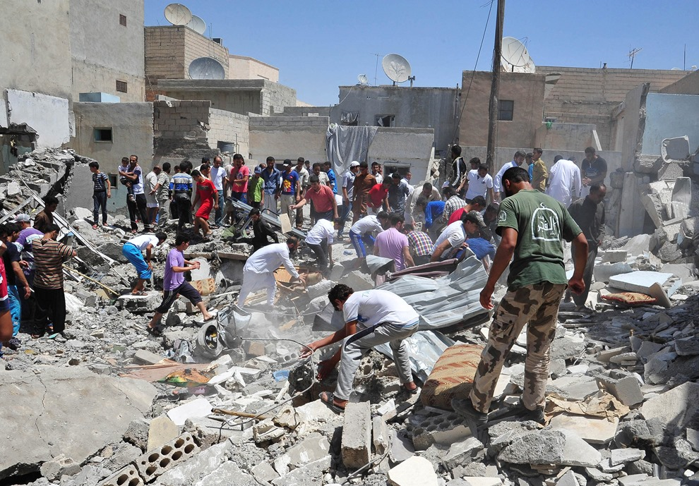 Οι ΗΠΑ διαψεύδουν άμεση επέμβαση στη Συρία