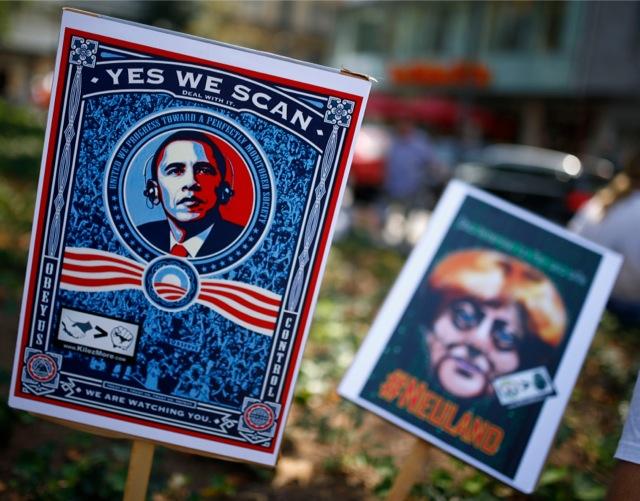 Βερολίνο: Οι ΗΠΑ δεν κατασκόπευαν πολίτες