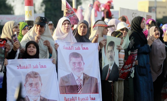 Παράταση της κράτησης Μόρσι