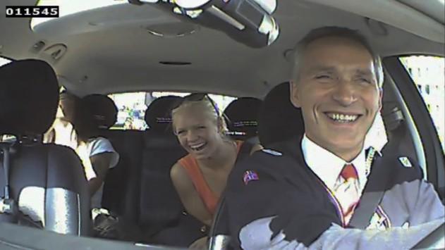 Νορβηγία: Πελάτες…από κάστινγκ στο ταξί του πρωθυπουργού