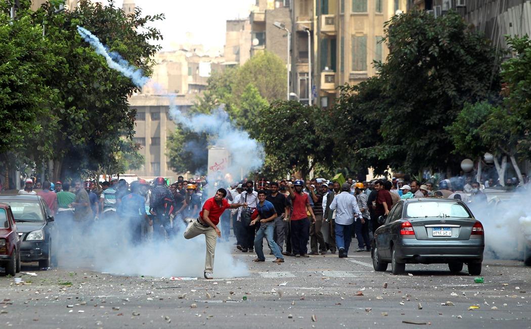 Χάος στο Κάιρο (update)