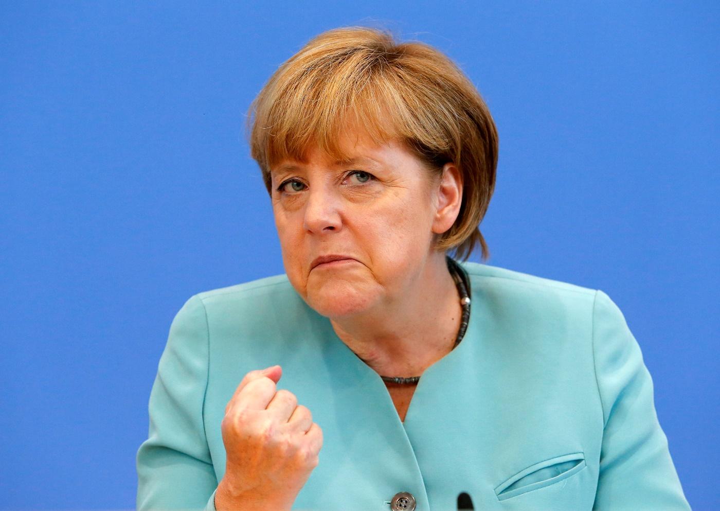 Μέρκελ: Νέο «όχι» στο κούρεμα χρέους