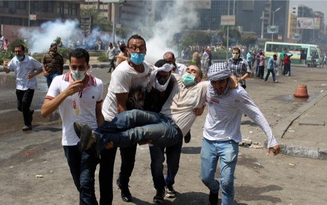 Πυρά του διεθνούς Τύπου για τη «σφαγή της Αιγύπτου»