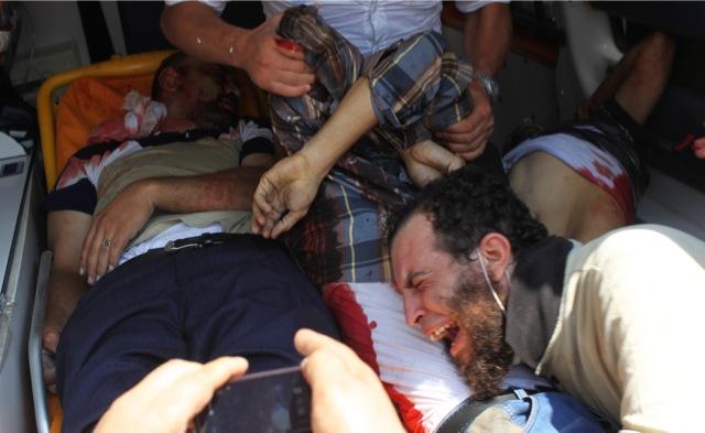 Έρευνα για τις ενέργειες των αιγυπτιακών δυνάμεων ασφαλείας ζητά ο ΟΗΕ