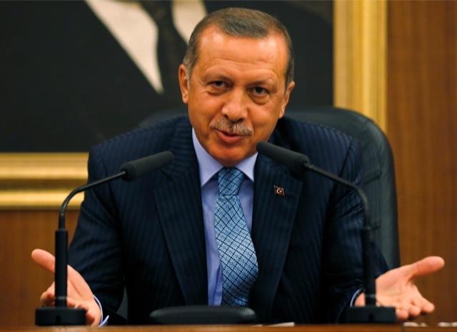 Επιμένει ο Ερντογάν πως «οι μουσουλμάνοι ανακάλυψαν την Αμερική»