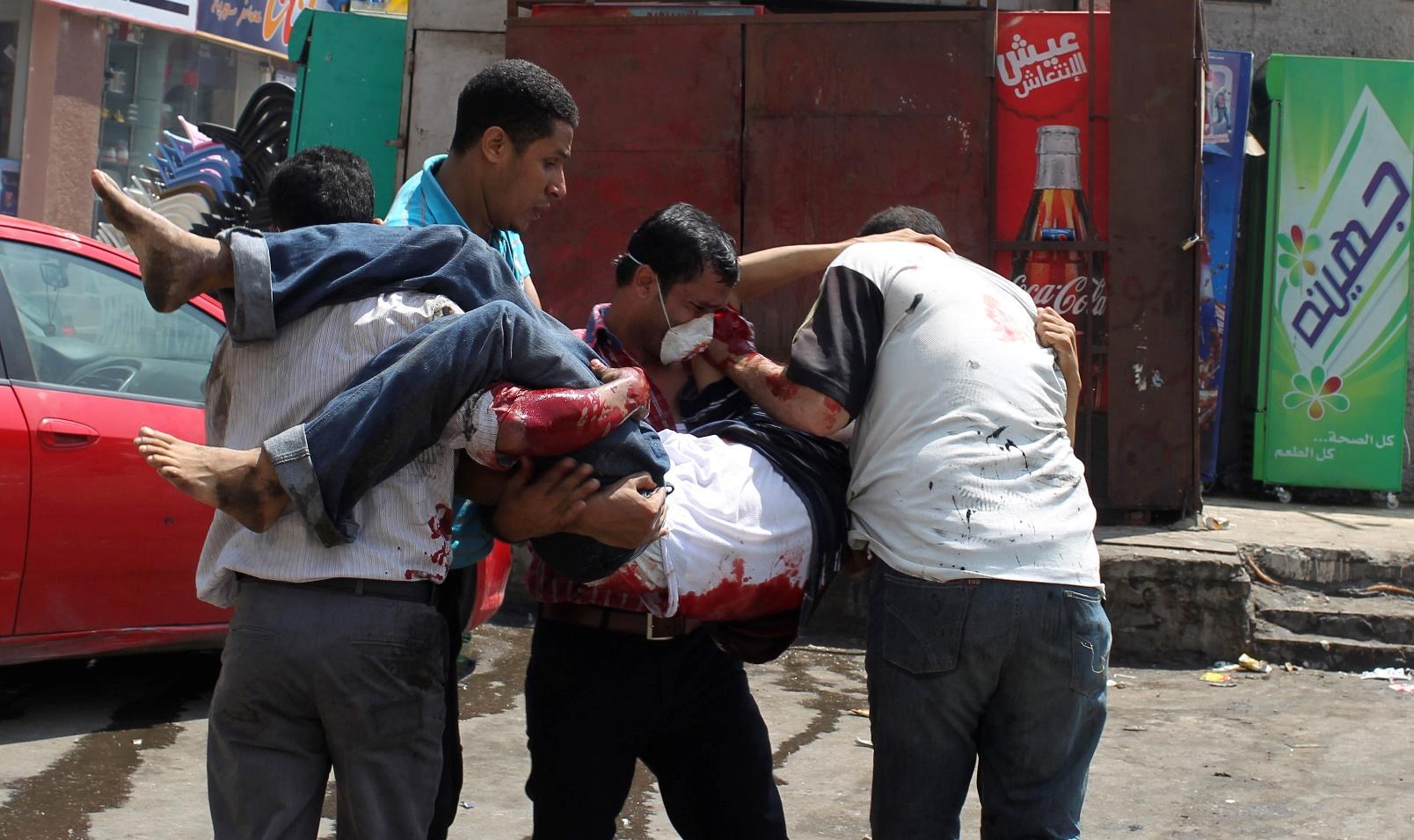 Αίγυπτος: H πιο αιματηρή μέρα από την ανατροπή Μουμπάρακ (update)