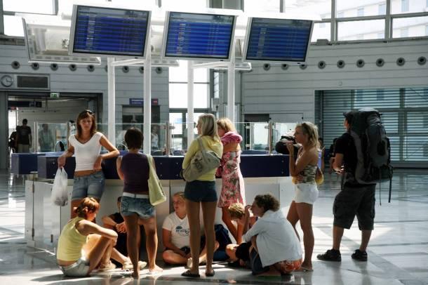 Limit up στον τουρισμό τον Αύγουστο