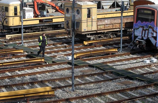 Στο ΤΑΙΠΕΔ η Εταιρεία Συντήρησης Σιδηροδρομικού Τροχαίου Υλικού