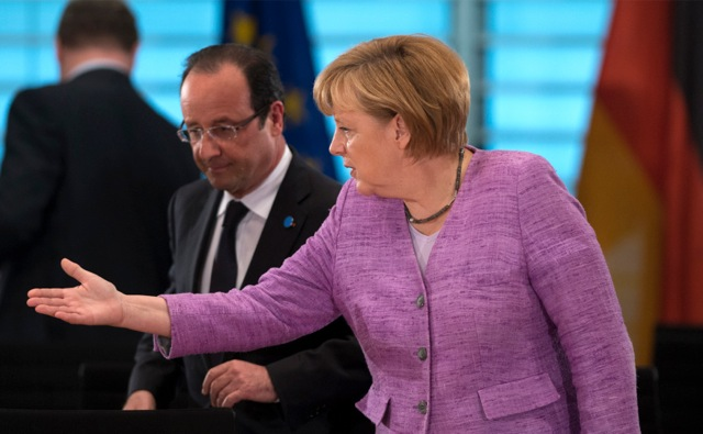 Μέρκελ: «Θα επανεξετάσουμε τις σχέσεις μας με την Αίγυπτο