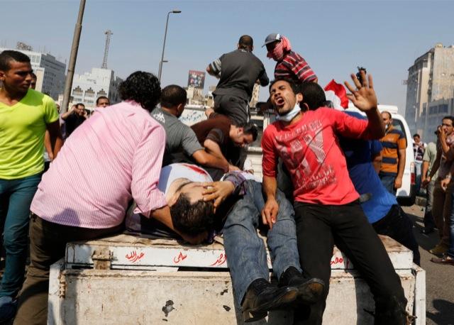 Αιματοβαμμένη «Παρασκευή της οργής» στην Αίγυπτο (update)