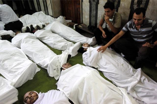 Αιγυπτιακή κυβέρνηση: Μαχόμαστε κατά μιας τρομοκρατικής συνωμοσίας
