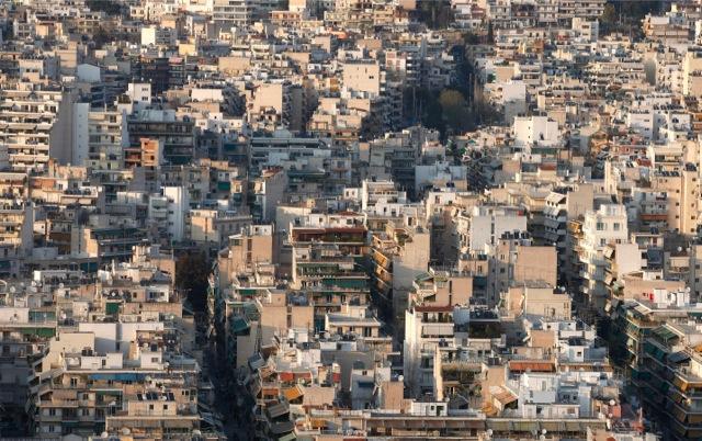 Πτώση 31,1% στις τιμές κατοικιών από την έναρξη της κρίσης