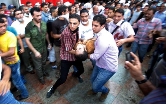 Αιματηρός απολογισμός της «Παρασκευής της οργής» στην Αίγυπτο
