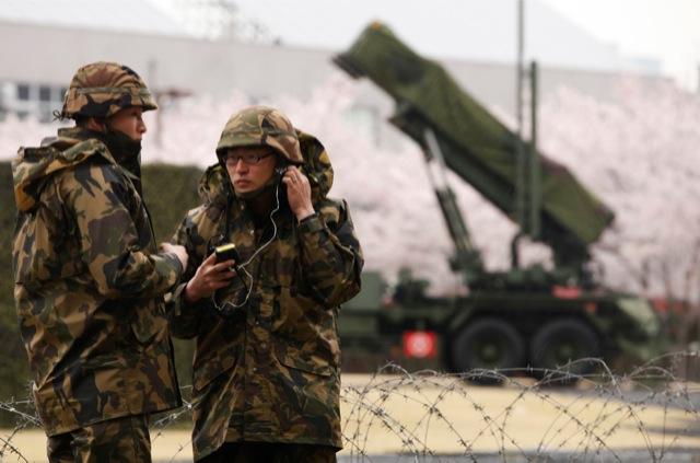 Ο «αόρατος» στρατός της Ιαπωνίας