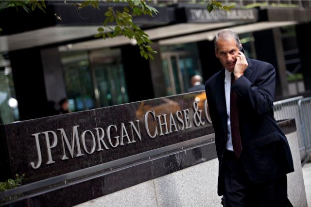 Η JPMorgan «έκανε τον Κινέζο»