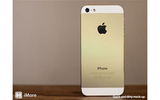 iPhone 24άρων καρατίων