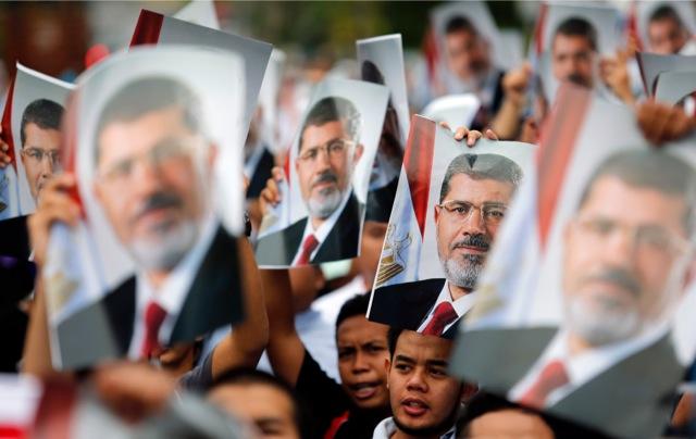 Νέες κατηγορίες για τον Μόρσι
