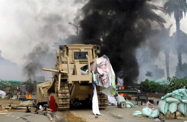 Η Αίγυπτος «φλέγεται» κι οι Ευρωπαίοι διαβουλεύονται