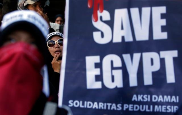 ΕΕ: Ανοιχτά όλα τα ενδεχόμενα στην Αίγυπτο