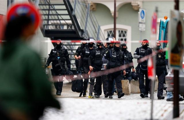 Γερμανία: ομηρία στο δημαρχείο της Ίνγκολστατ (update)