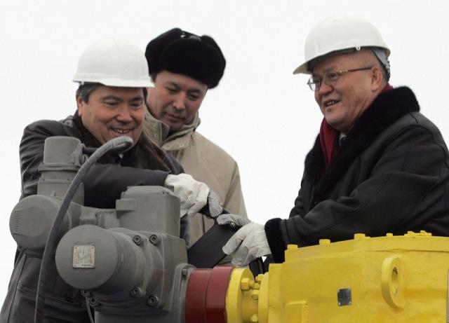 Ενεργειακή απόβαση του Καζακστάν στην Ευρώπη