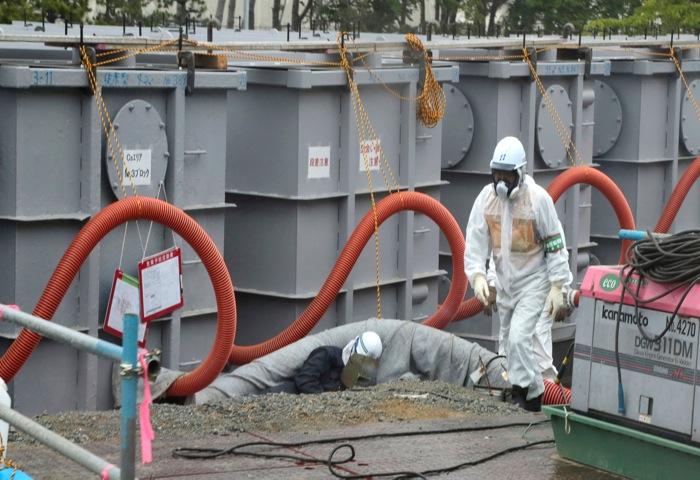 Συναγερμός και πάλι στη Φουκουσίμα