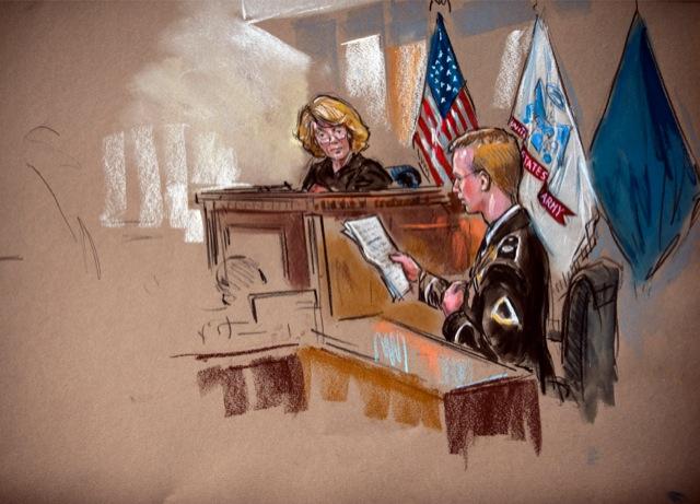 Την Τετάρτη ανακοινώνεται η ποινή του Μπράντλεϊ Μάνινγκ