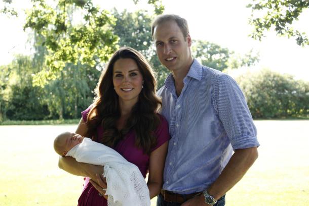 Γουίλιαμ και Κέιτ σπάνε το βασιλικό εμπάργκο