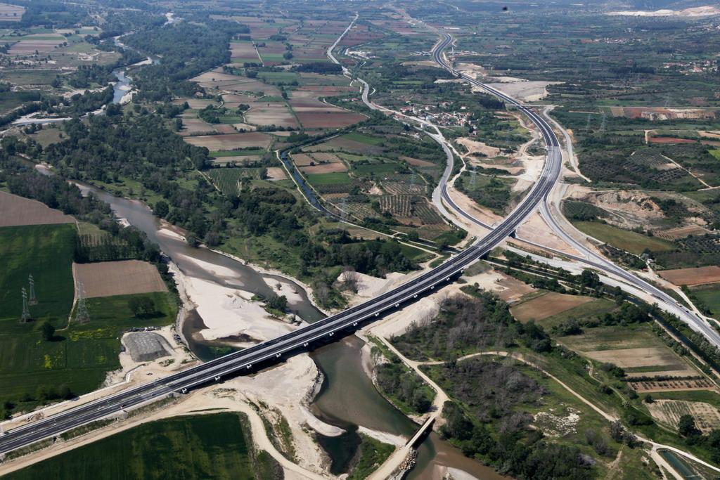 Νέο βαλκανικό άνοιγμα της «Εγνατία Οδός ΑΕ»
