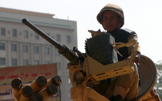 Πού πηγαίνει η αμερικανική βοήθεια στην Αίγυπτο;