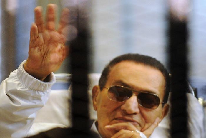Ελεύθερος ο Χόσνι Μουμπάρακ