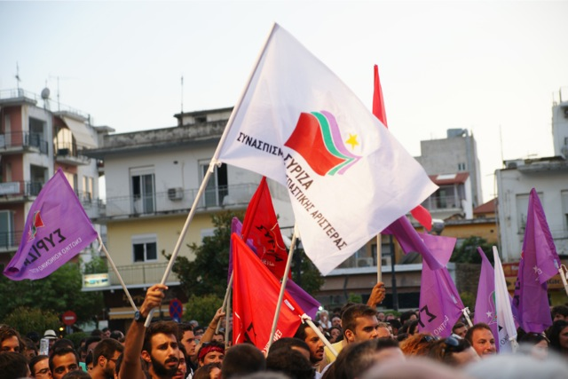 Οριακά μπροστά ο ΣΥΡΙΖΑ σε νέα δημοσκόπηση