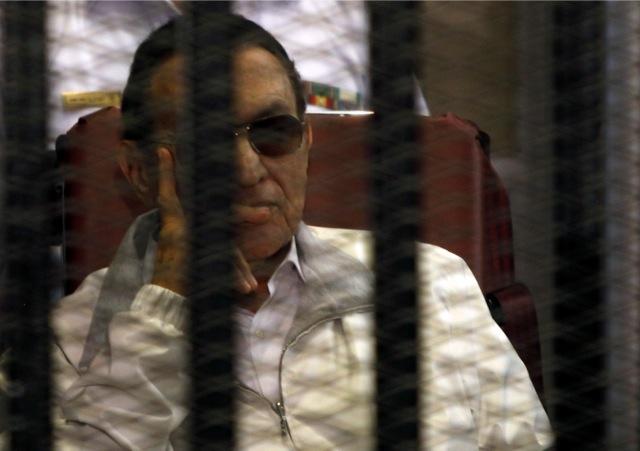 Επαναλαμβάνεται σήμερα η δίκη Μουμπάρακ
