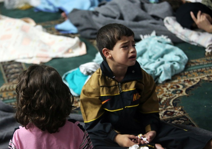 Συρία: 5,5 εκατ. παιδιά χρειάζονται ανθρωπιστική βοήθεια