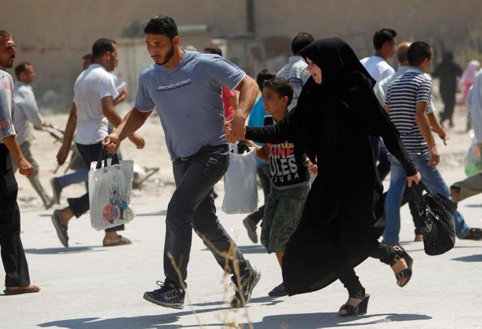 Το σκληρό του «πρόσωπο» δείχνει ο Άσαντ
