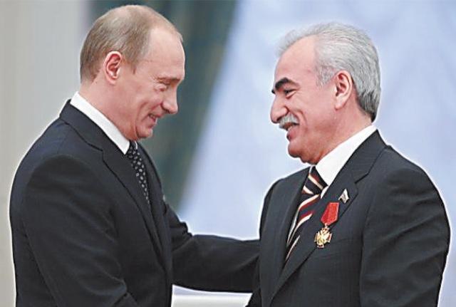 Η κόντρα Πούτιν-Σαββίδη ξυπνά μνήμες από τα παλιά